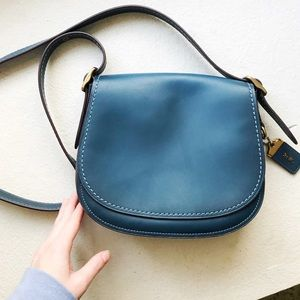 Coach Saddle Bag '23'